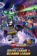 Lego DC Comics Super Heroes: Justice League vs. Bizarro League (2015) - filme online