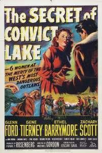 The Secret of Convict Lake (1951) – filme online