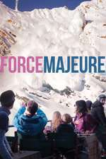 Force Majeure - Turist (2014) - filme online