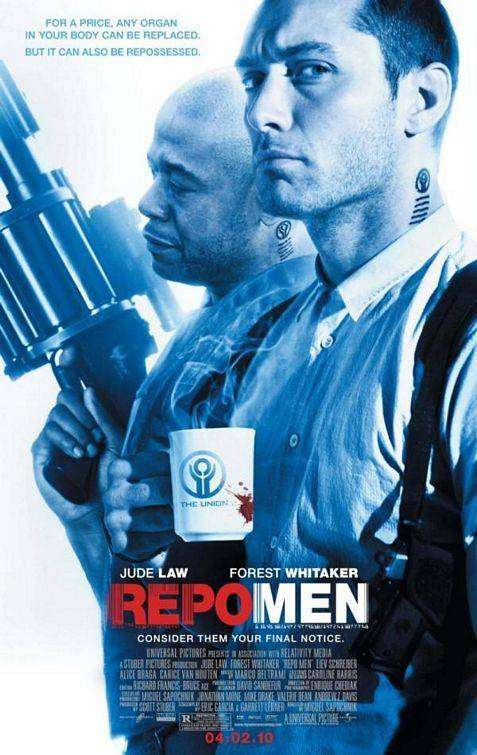 Repo Men (2010) - filme online gratis