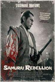 Samurai Rebellion (1967) - Filme online