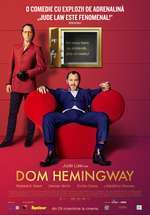 Dom Hemingway (2013) - filme online