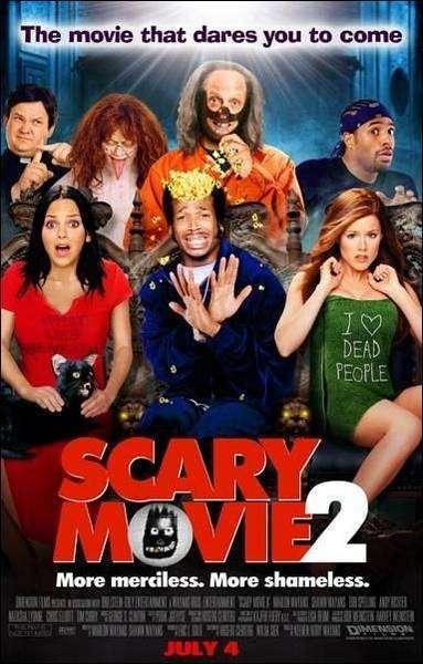 Scary Movie 2 (2001) – filme online