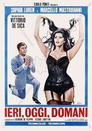 Ieri, oggi, domani (1963) - filme online
