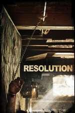 Resolution (2012) - filme online