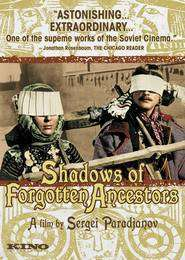 Tini zabutykh predkiv - Shadows of Forgotten Ancestors (1965) - filme online