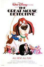 The Great Mouse Detective (1986) – Filme online gratis