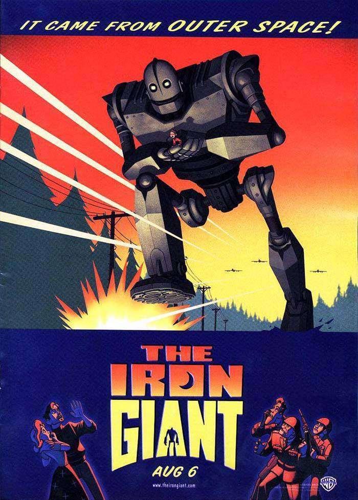 The Iron Giant (1999) - Filme online gratis