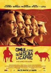 The Men Who Stare at Goats (2009) - Filme online gratis subtitrate in romana