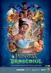 The Princess and the Frog – Prinţesa şi Broscoiul (2010) – filme online