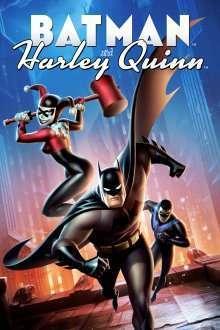 Batman and Harley Quinn (2017) – filme online subtitrate