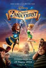 The Pirate Fairy - Clopoţica şi Zâna Pirat (2014) - filme online