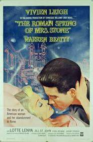 The Roman Spring of Mrs. Stone (1961) - filme online gratis
