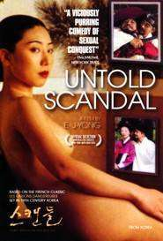 The Untold Scandal (2003) - filme online