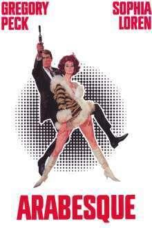 Arabesque - Arabesc (1966) - filme online