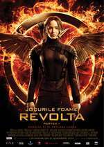 The Hunger Games: Mockingjay - Part 1 - Jocurile foamei: Revolta - Partea I (2014) - filme online