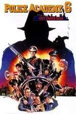 Police Academy 6: City Under Siege - Academia de Poliție 6 (1989) - filme online
