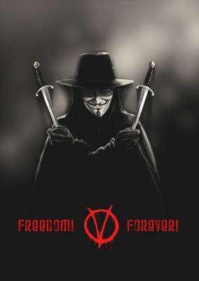 V for Vendetta (2005) – filme online gratis