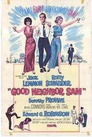Good Neighbor Sam – Bunul meu vecin Sam (1964) – filme online