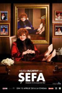 The Boss – Șefa (2016) – filme online