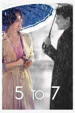 5 to 7 (2014) - filme online