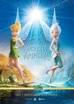 Secret of the Wings – Tinker Bell: Clopoțica și secretul aripilor (2012) – filme online
