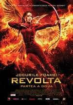 The Hunger Games: Mockingjay - Part 2 - Jocurile foamei: Revolta - Partea a II-a (2015) - filme online