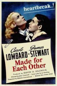 Made for Each Other – Făcuți unul pentru celălalt (1939) – filme online