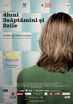 4 Months, 3 Weeks & 2 Days – 4 luni, 3 săptămâni şi 2 zile (2007) – filme online