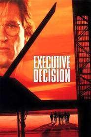 Executive Decision - Ultima decizie (1996) - filme online