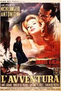 L'avventura -  Aventura (1960) - filme online