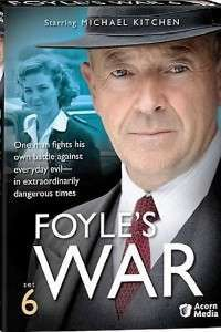 Foyle's War - Războiul lui Foyle (2002) Serial TV - Sezonul 02