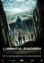 The Maze Runner - Labirintul: Evadarea (2014) - filme online