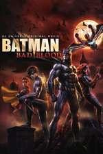 Batman: Bad Blood (2016) - filme online