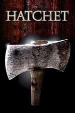Hatchet - Securea (2006) - filme online