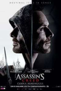Assassin's Creed – Assassin's Creed: Codul Asasinului (2016) – filme online subtitrate