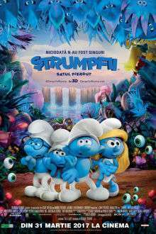 Smurfs: The Lost Village – Ștrumpfii: Satul pierdut (2017) – filme online subtitrate