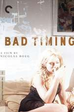Bad Timing (1980) - filme online
