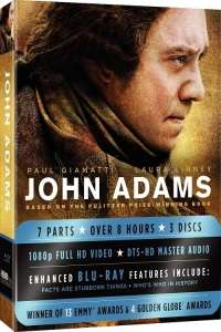 John Adams (2008) – Miniserie TV