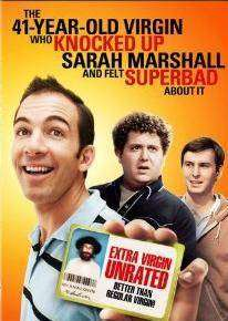 The 41-Year-Old Virgin Who Knocked Up Sarah Marshall and Felt Superbad About It - Comedia parodiei (2010) - filme online