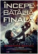 Resident Evil: Retribution - Resident Evil: Răsplata (2012)