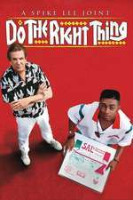 Do The Right Thing - Pizzeria lui Sal (1989) - filme online