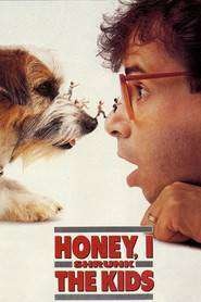 Honey, I Shrunk the Kids (1989) - filme online gratis