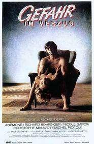 Péril en la demeure (1985) - filme online