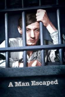 Un condamne a mort s'est echappe - Un condamnat la moarte a evadat (1956) - filme online