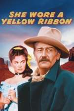 She Wore a Yellow Ribbon - Ultima misiune (1949)