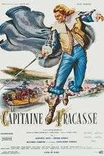 Le capitaine Fracasse (1961) – filme online