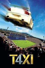 Taxi 4 (2007) – filme online