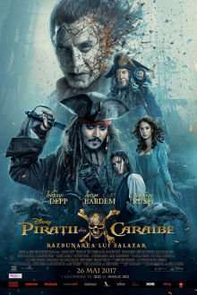 Pirates of the Caribbean: Dead Men Tell No Tales - Pirații din Caraibe: Răzbunarea lui Salazar (2017)