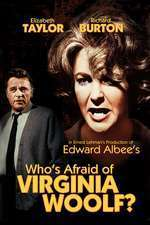 Who's Afraid of Virginia Woolf? - Cui i-e frica de Virginia Woolf? (1966) - filme online